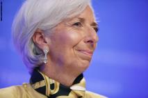 Lagarde urges Europe to reform the banking and more unity